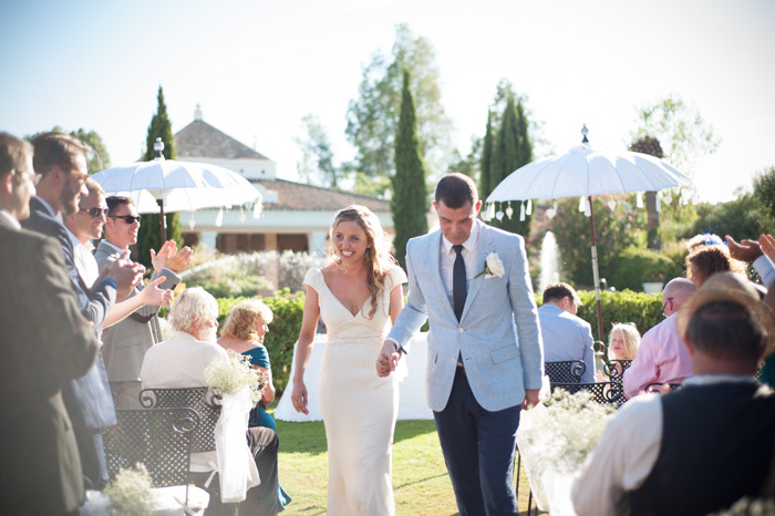 Wedding in Monasterio de San Martin Sotogrande, wedding in spain