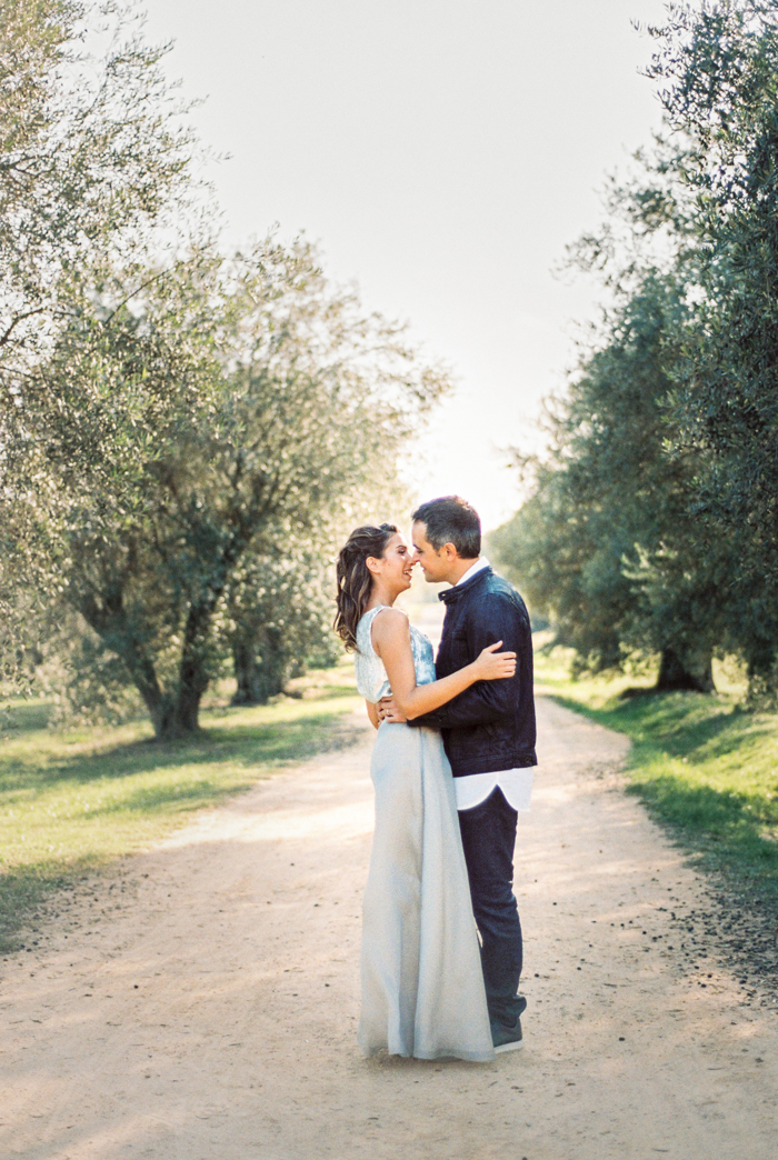 Elopement in Costa Brava