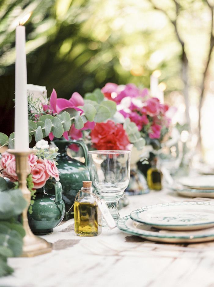 Spanish food for weddings