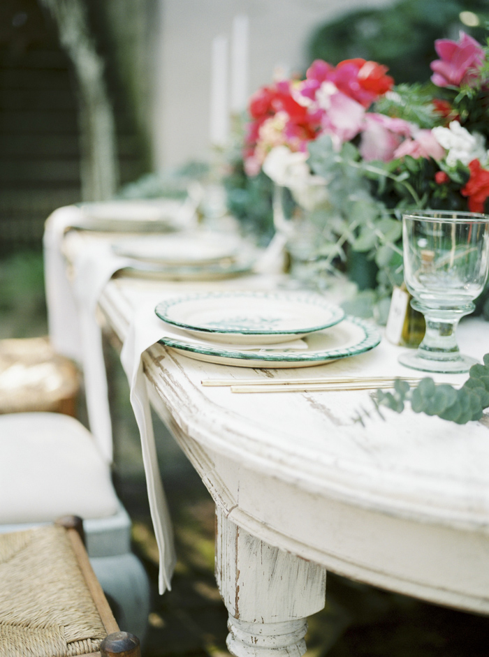 Spanish inspiration wedding