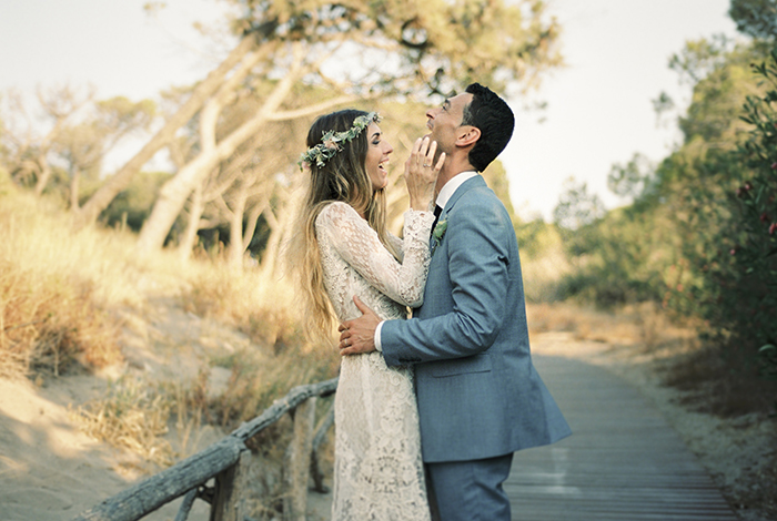 BOHO WEDDING IN SPAIN