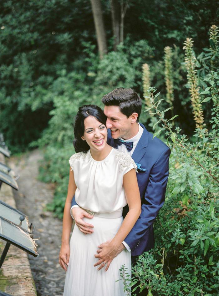 WEDDING IN JARDIN BOTANICO LA CONCEPCIÓN MALAGA