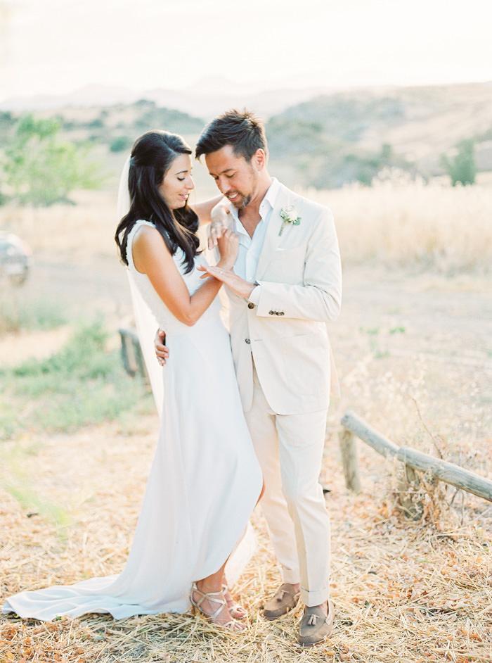 WEDDING AT RONDA MOUNTAIN RESORT